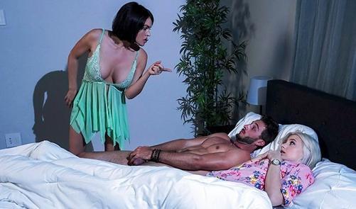 Порно Расписали На Троих